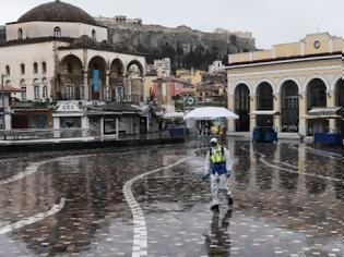 Φωτογραφία για Πανεθνικό lockdown: Τι θα εξαγγείλουν Μητσοτάκης-Τσιόδρας -Οι διαφορές από την καραντίνα του Μαρτίου