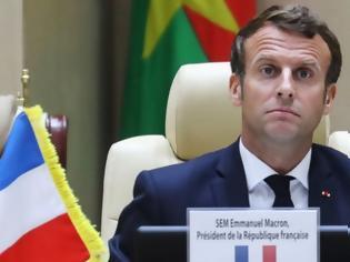 Φωτογραφία για Εμανουέλ Μακρόν: Η Γαλλία δεν κάνει πόλεμο με το Ισλάμ