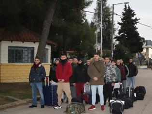 Φωτογραφία για Lockdown - Στρατός: Αναστάτωση για τους χιλιάδες οπλίτες που κατατάσσονται από Δευτέρα σε Στρατό και Πολεμική Αεροπορία