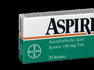 Φωτογραφία για Η ασπιρίνη θα δοκιμαστεί ως πιθανό φάρμακο κατά του Covid-19