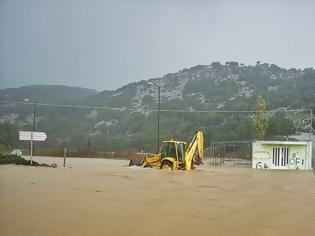Φωτογραφία για Κρήτη: Πλημμύρες και εγκλωβισμοί στο Οροπέδιο Λασιθίου -