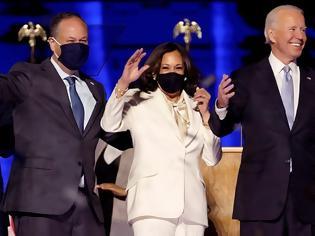 Φωτογραφία για Η πειθαρχία και η αυτοσυγκράτηση οδήγησαν τον Μπάιντεν στον Λευκό Οίκο