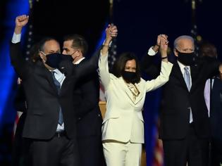 Φωτογραφία για Τζο Μπάιντεν : «Θα είμαι ένας πρόεδρος που ενώνει αντί να χωρίζει»