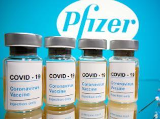 Φωτογραφία για Δημόπουλος: Το εμβόλιο της Pfizer προσφέρει προστασία από την πρώτη κιόλας δόση- Σε δύο δόσεις η χορήγησή του