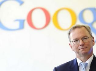 Φωτογραφία για O πρώην CEO της Google θέλει κυπριακή υπηκοότητα