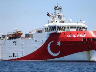 Φωτογραφία για Προκαλεί η Τουρκία - Νέα NAVTEX για το Oruc Reis μέχρι τις 23 Νοεμβρίου