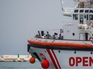 Φωτογραφία για Ιταλία: Τουλάχιστον 5 μετανάστες πνίγηκαν σε ναυάγιο κοντά στη Λαμπεντούζα