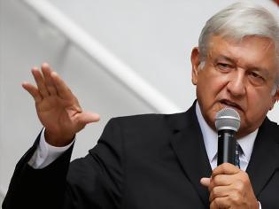Φωτογραφία για Μεξικό: Ο Ομπραδόρ αρνείται να συγχαρεί τον Μπάιντεν - «Δεν είμαστε αποικία» δηλώνει