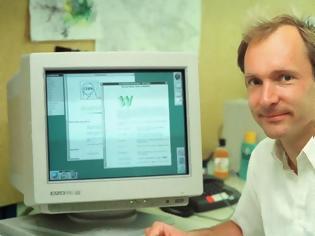 Φωτογραφία για Tim Berners-Lee: Σαν σήμερα εφευρέθηκε το World Wide Web (WWW) στο CERN