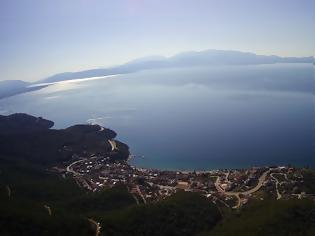 Φωτογραφία για Μενίδι Αιτωλοακαρνανίας: μαγικές εικόνες από ψηλά! (video - fotos)