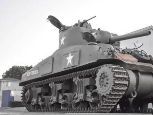 Φωτογραφία για Sherman M4A1  IXE