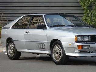 Φωτογραφία για Audi Quattro του '80;