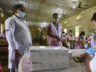 Φωτογραφία για Ινδία: Πάνω από 130.000 θάνατοι εξαιτίας της Covid-19