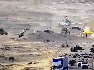 Φωτογραφία για Δυτική Σαχάρα: Ανταλλαγή πυρών ανάμεσα στον μαροκινό στρατό και το Πολισάριο