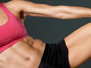 Φωτογραφία για 5 ιδανικές ασκήσεις για επίπεδη κοιλιά
