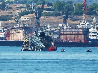 Φωτογραφία για «Καλλιστώ»: Ποιος και τι έφταιξε για το ναυτικό ατύχημα - Στα 40 εκατ. ευρώ η εγγυοδοσία