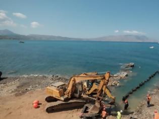 Φωτογραφία για Hλεκτρική διασύνδεση Κρήτης με Πελοπόννησο – Ο ρόλος της Maritech στην ολοκλήρωση του έργου