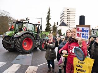 Φωτογραφία για Δανία: Κυβερνητική κρίση μετά την απόφαση για θανάτωση όλων των βιζόν
