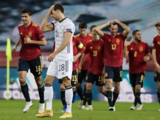 Φωτογραφία για Η Ισπανία συνέτριψε τη Γερμανία με 6-0
