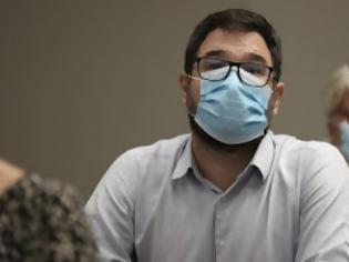 Φωτογραφία για Ηλιόπουλος: Η κυβέρνηση Μητσοτάκη μετατρέπει την υγειονομική κρίση σε κρίση δημοκρατίας