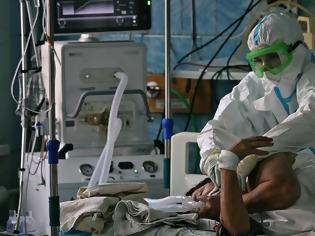 Φωτογραφία για Ελβετία: Εκτός ΜΕΘ θα μένουν οι αρνητές της πανδημίας