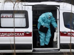 Φωτογραφία για Τρομακτικά νούμερα των όσων νοσηλεύονται με κοροναϊό στα ρωσικά νοσοκομεία