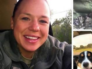 Φωτογραφία για Αμερικανίδα στρατιώτης αυτοκτόνησε μετά από ομαδικό βιασμό, λέει η μητέρα της - «Πήραν την ψυχή της»