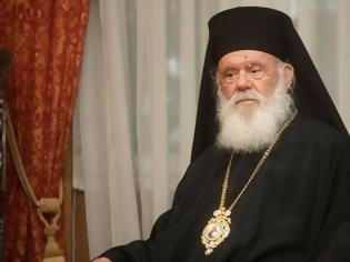 Φωτογραφία για Ανέβασε 38 πυρετό ο Αρχιεπίσκοπος