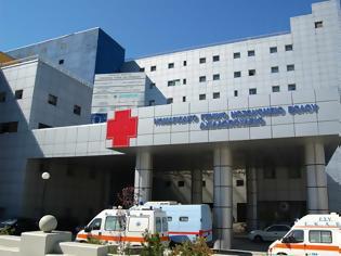 Φωτογραφία για Τι απαντά η διοίκηση του νοσοκομείου του Βόλου για τους σάκους με νεκρούς