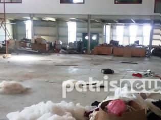 Φωτογραφία για Λεηλάτησαν εργοστάσιο στο Βαρθολομιό – Πάνω από 500.000 ευρώ ζημιά