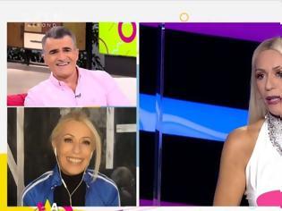 Φωτογραφία για Μαρία Μπακοδήμου: Τι της ζήτησε ο Τρύφωνας Σαμαράς για το αποψινο live του  J2US