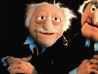 Φωτογραφία για «Μας έλεγαν να κάνουμε σε εκπομπές τους γέρους του Muppet Show που γκρινιάζουν»