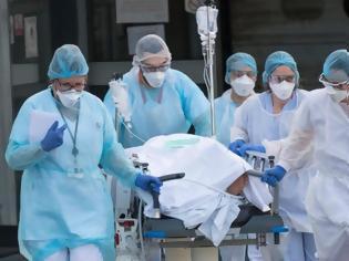 Φωτογραφία για Κορονοϊός: Ασύλληπτο! 108 θάνατοι από τον κορονοϊό σε ένα 24ωρο – 522 διασωληνωμένοι ασθενείς