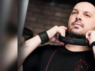Φωτογραφία για Σοκ: Πέθανε από κορωνοϊό ο 39χρονος Έλληνας Dj Decibel