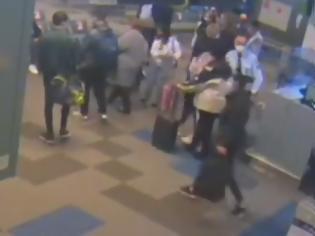 Φωτογραφία για Βίντεο ντοκουμέντο: Έτσι δούλευε το κύκλωμα διακίνησης αλλοδαπών στο «Ελ. Βενιζέλος»