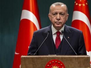 Φωτογραφία για Ερντογάν λέει τώρα ότι βλέπει την Τουρκία ως μέρος της Ευρώπης!