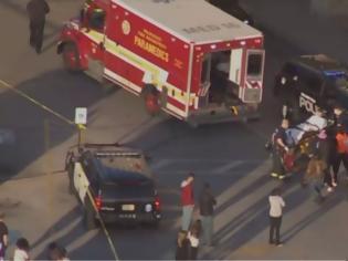 Φωτογραφία για ΗΠΑ: Συνελήφθη 15χρονος για την ένοπλη επίθεση με 8 τραυματίες σε εμπορικό στο Ουισκόνσιν