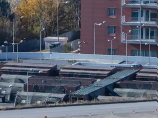 Φωτογραφία για Θεσσαλονίκη: Νοσοκομείο εκστρατείας - Είχε χρησιμοποιηθεί στο Αφγανιστάν!