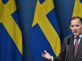 Φωτογραφία για Δραματικό διάγγελμα Λεβέν: «Η Σουηδία δοκιμάζεται από την πανδημία»-Νέα μέτρα από αύριο