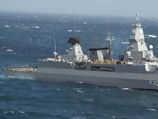 Φωτογραφία για Γερμανία - Spiegel: Η Άγκυρα εμπόδισε τον έλεγχο τουρκικού πλοίου από γερμανική φρεγάτα στη Λιβύη