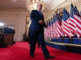 Φωτογραφία για ΗΠΑ-Εκλογές 2020: Ο Τραμπ... άναψε το πράσινο φως να αρχίσει η διαδικασία μεταβίβασης της εξουσίας