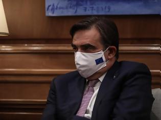 Φωτογραφία για Μαργαρίτης Σχοινάς : Στείλτε τους σε μένα τους αρνητές του κοροναϊού
