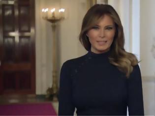 Φωτογραφία για Μελάνια Τραμπ: Δεξίωση στον Λευκό Οίκο παρά την επέλαση της πανδημίας