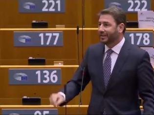 Φωτογραφία για Ανδρουλάκης για την ομιλία Λαγού στο Ευρωκοινοβούλιο: «Είναι ημέρα ντροπής»