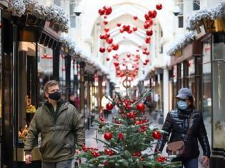 Φωτογραφία για Έρχονται και σε εμάς μέτρα τύπου Γαλλίας για τα Χριστούγεννα. Δείτε πώς (video)