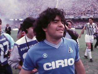 Φωτογραφία για Πέθανε ο Ντιέγκο Μαραντόνα: Ποιος ήταν το «Χρυσό Αγόρι» του παγκόσμιου ποδοσφαίρου