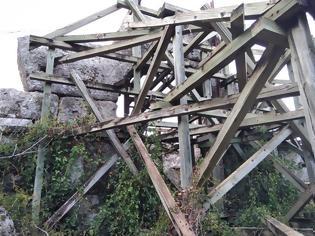 Φωτογραφία για Η επιβλητική αρχαία Μητρόπολη στην Παλαιομάνινα εκπέμπει,  S.O.S.!!!