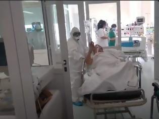 Φωτογραφία για Κορονοϊός: 99 άνθρωποι χάθηκαν σήμερα από τον ιό – 608 οι διασωληνωμένοι – 2.018 τα νέα κρούσματα