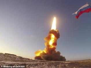 Φωτογραφία για Δοκιμή πυραύλου από τη Ρωσία ικανού να καταστρέψει δορυφόρους της Δύσης