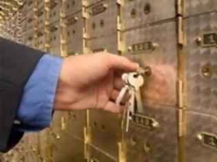 Φωτογραφία για Μυστήριο με κλοπή μαμούθ από θυρίδες τράπεζας στο Νέο Ψυχικό....